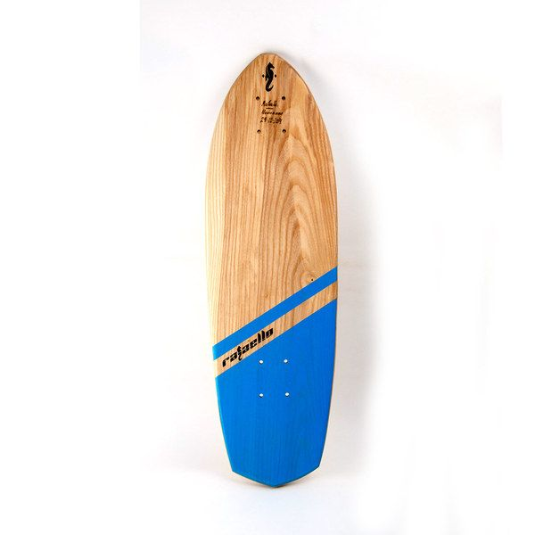 Tabla Costa Azul de Rafaello | Palas de Playa Profesionals por DaWanda.com