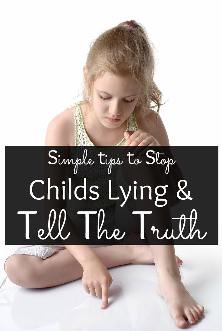 Kid issues with lying... please advise.?