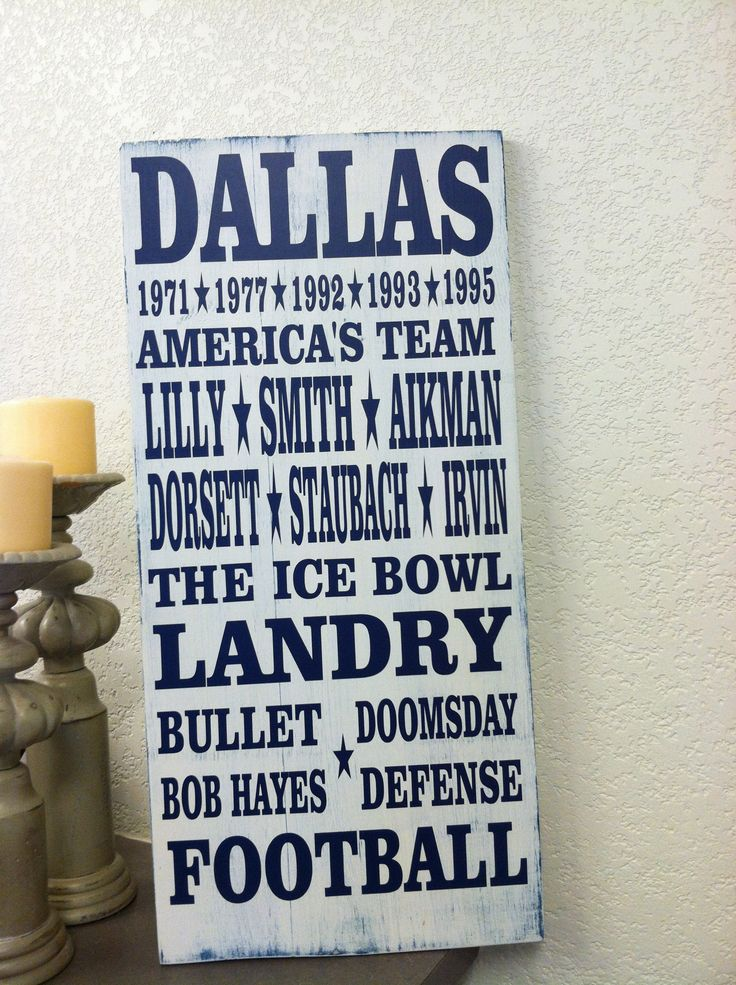 Dallas Cowboys Sign Custom Made By Karau0027s Custom Memories: Https://www.