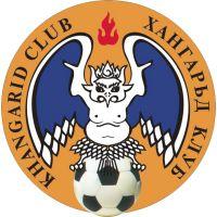 1996, Khangarid FC (Erdenet, Mongolia) #KhangaridFC #Erdenet #Mongolia (L13529)