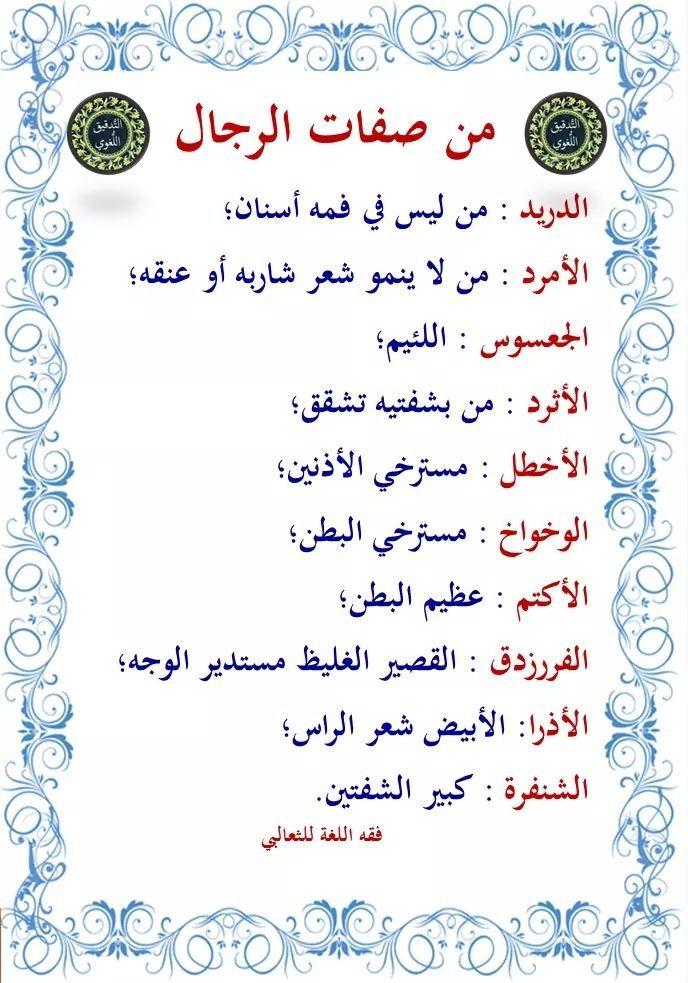 Pin By Waleed Mansour On لغة الضاد لغتي Arabic Language Learn Arabic Language Islamic Phrases