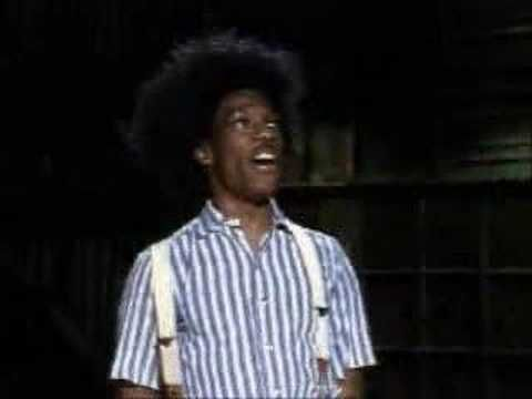 Eddie Murphy sings Buckwheat's Greatest Hits. | The ...