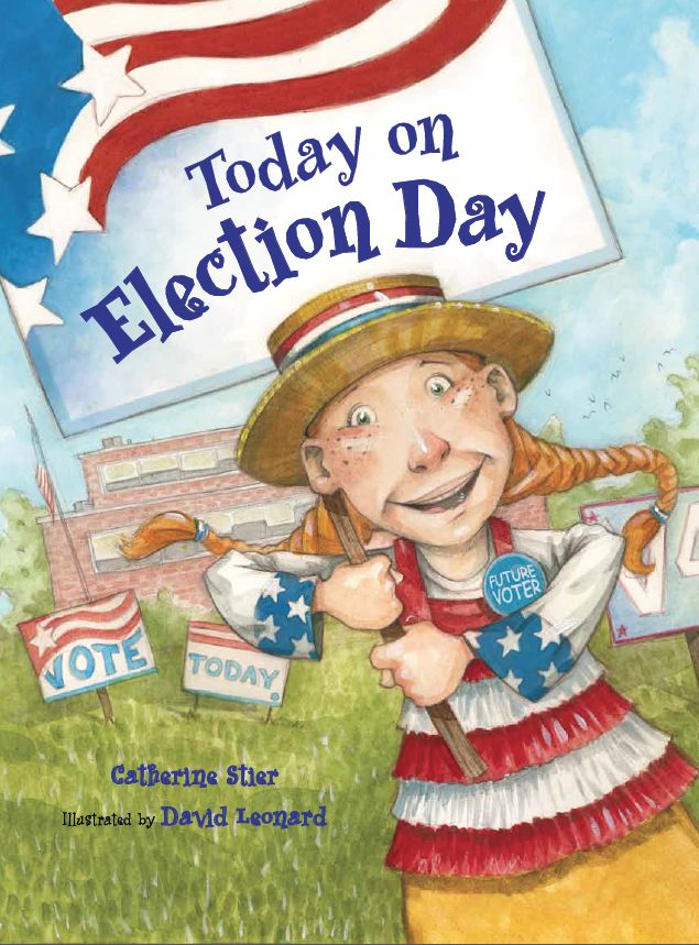This is a website with different picture books about elections. I would use this to introduce the election unit.