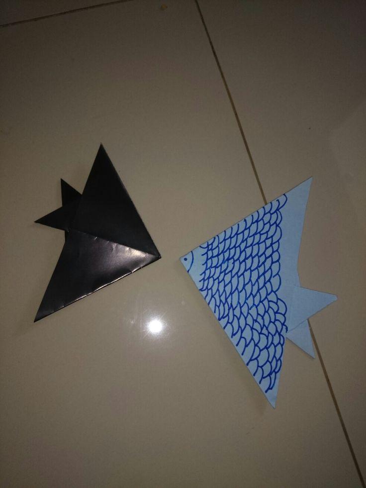 25 unique origami fish ideas on pinterest koi origami