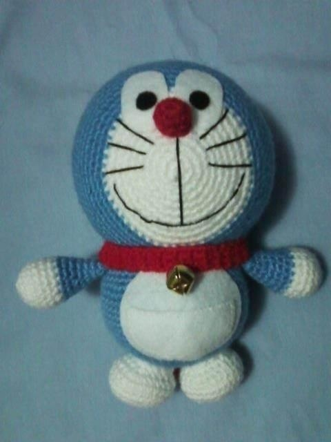 Crochet Doraemon Amigurumi : Images about amigurumi doraemon on pinterest free
