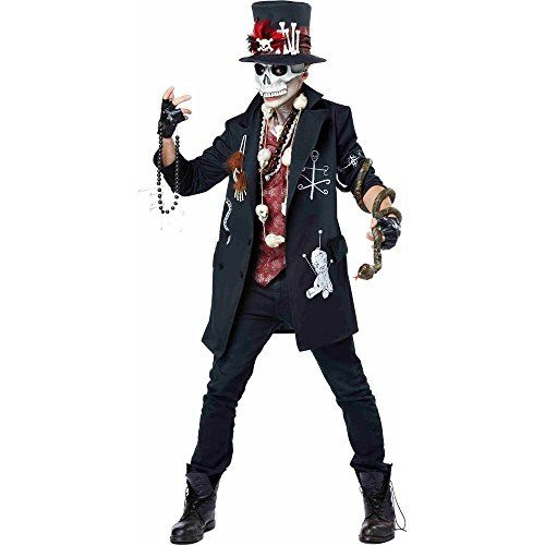 California Costumes Voodoo Dude Adult Costume-Large Calif... https://www.amazon.com/dp/B01BC8S3FC/ref=cm_sw_r_pi_dp_x_Yyw6xb9XD186M