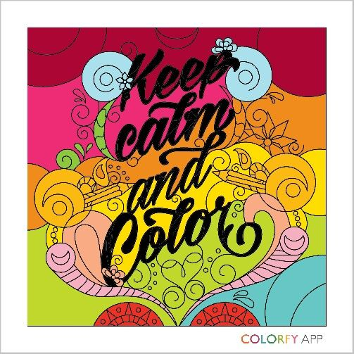 Colorfy Message