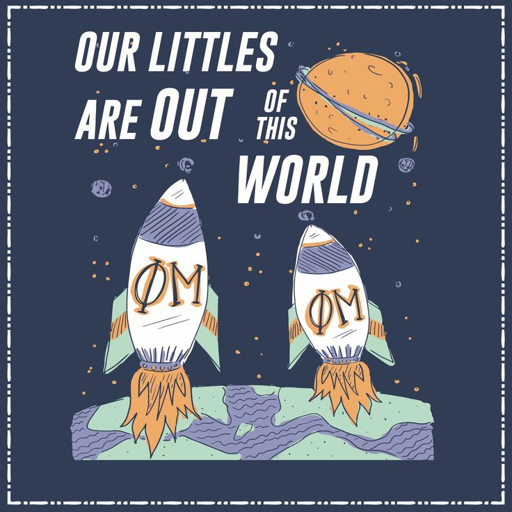 Our littles are out of this world. Geneologie | Greek Tee Shirts | Greek Tanks…