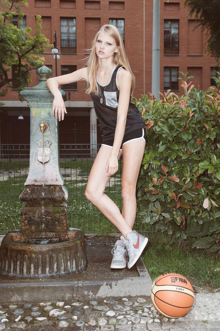 Model: Elija (Ice Models) Photographer: Cristian Ingrosso MuA: Martina Raimondi Assistant: Ido Dembinski