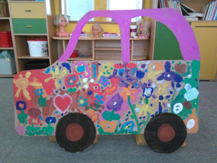 Dievčenské auto
