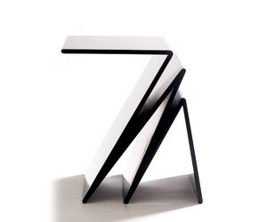 Zee series of side tables from Enzoanziani
