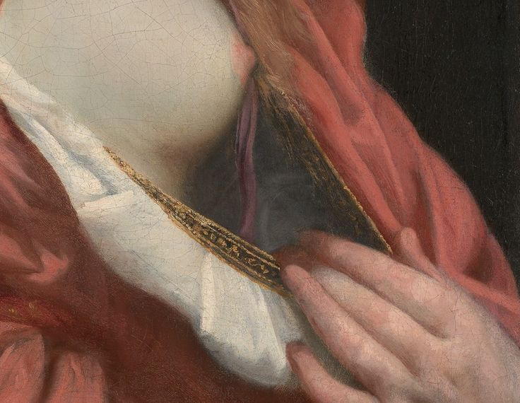 papelcult:     The Death of Cleopatra (detail) c. 1645-55  By Guido Cagnacci
