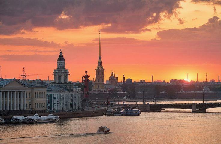 sunrise st petersburg russia | SUNRISE | St. Petersburg, Russia