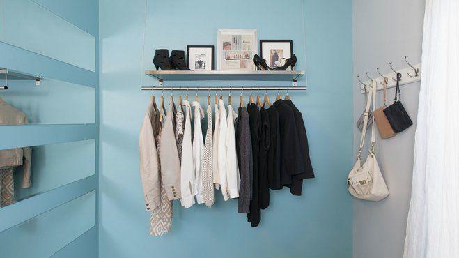 Small Closet Solutions | Wayfair