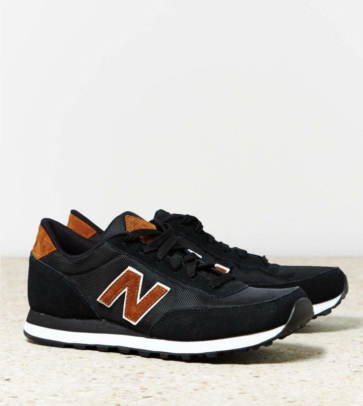 new balance 501 black brown