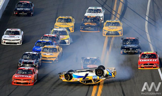 This past weekend, I covered the Alert Today Florida 300 Xfinity NASCAR race in Daytona. Following the Kurt Busch NASCAR appeal across the street from the