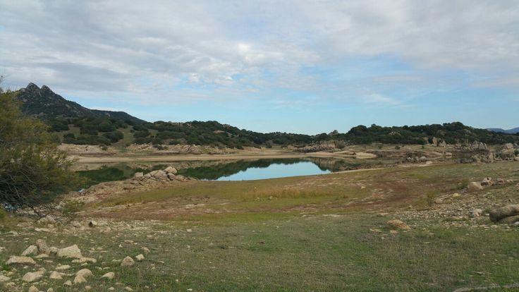 lago coghinas oschiri