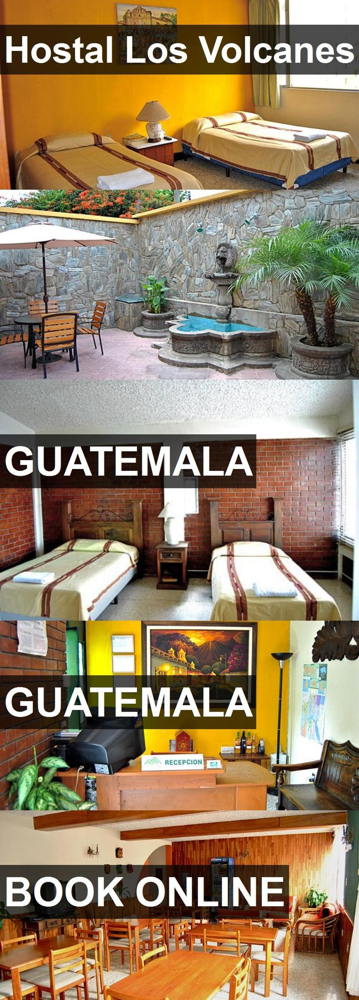 Hotel Hostal Los Volcanes in Guatemala, Guatemala. For more information, photos, reviews and best prices please follow the link. #Guatemala #Guatemala #hotel #travel #vacation
