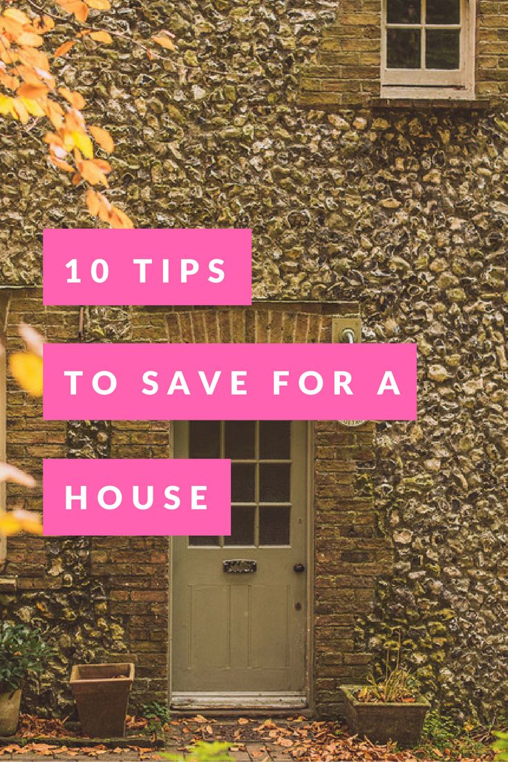 If you want to save for a deposit on a house and still have leftovers for home decor, I put together my saving tips. Good luck!
