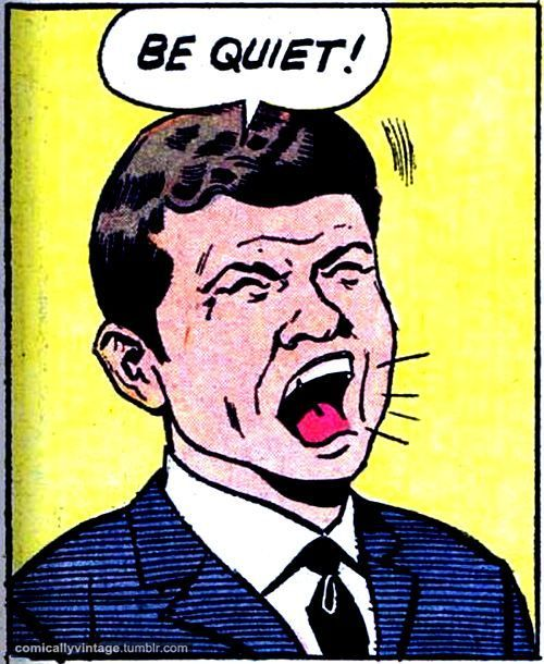 Who knew it was possible to break a car dealer's spirit? | Vintage Comic Panel, Pop Art via Comically Vintage.