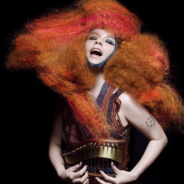 Dressing Björk: Meet Fashion Designer Iris Van Herpen | The Creators Project