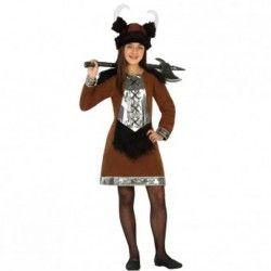 Disfraz de #Vikinga Infantil #mercadisfraces #tienda de #disfraces #online disponemos de disfraces #originales perfectos para #carnaval.