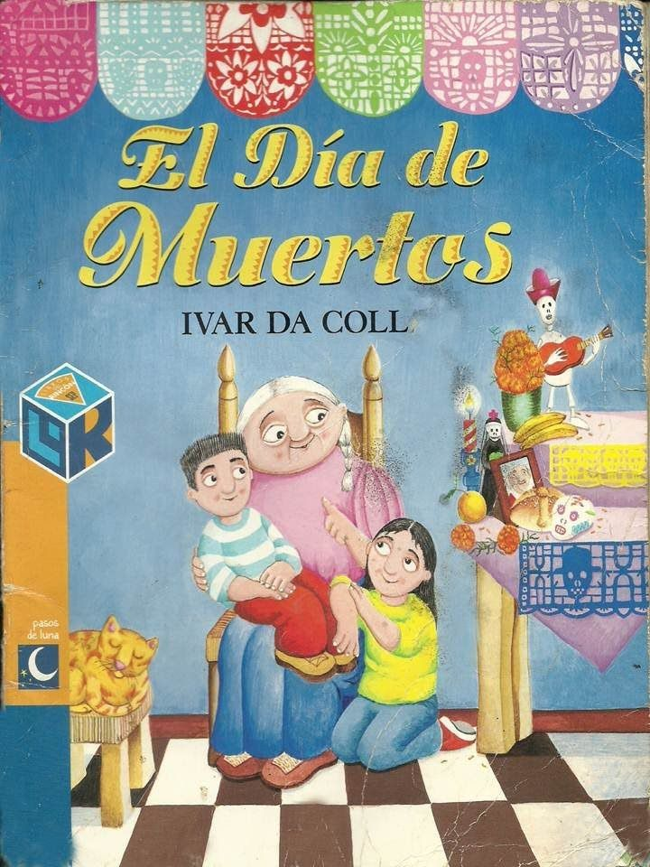 This is a book that I read in class, but this is a nice alternative so my students can hear a different voice.
