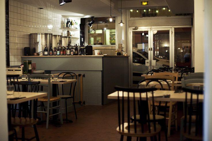 Le Triangle ∆ Restaurant & Microbrasserie Paris