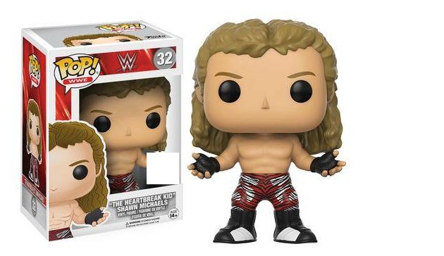Now available with next day dispatch  WWE - The Heartbr...  don't miss out http://www.collekt.co.uk/products/wwe-the-heartbreak-kid-shawn-michaels-32?utm_campaign=social_autopilot&utm_source=pin&utm_medium=pin #Funko #funkopop #Funkouk