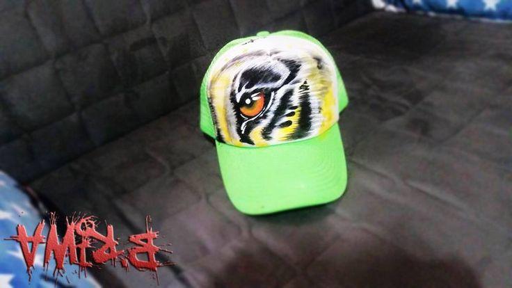 tiger eye realistic