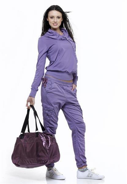 Джинсы как спортивная форма одежды