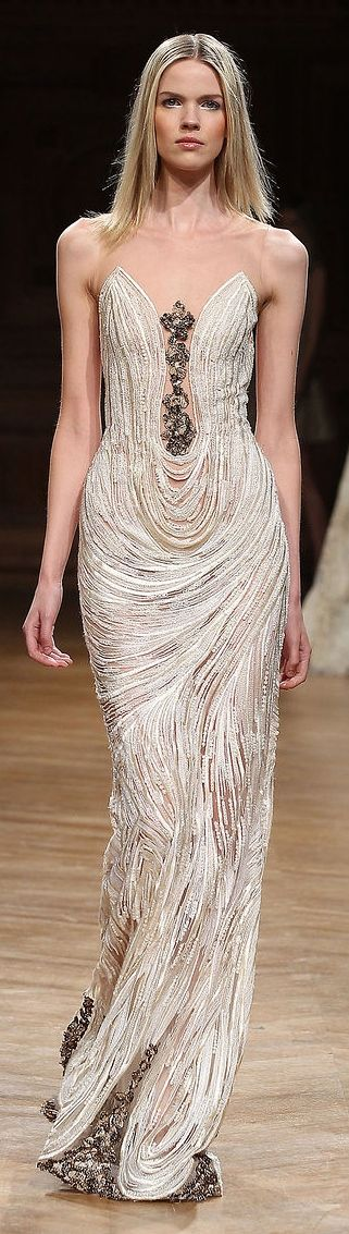 Tony Ward Couture F/W 2014-2015