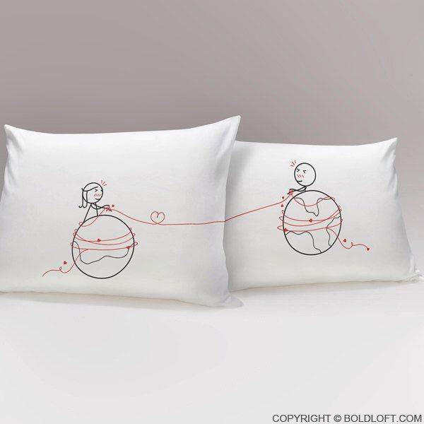 best 25 long distance pillow ideas on pinterest long. Black Bedroom Furniture Sets. Home Design Ideas