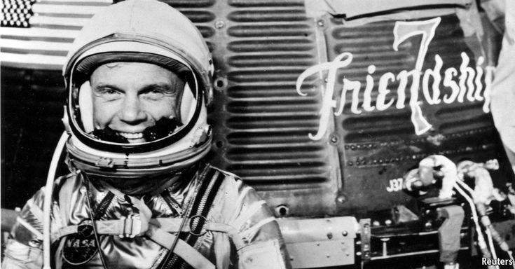 Obituary: John Glenn died on December 8th | The Economist