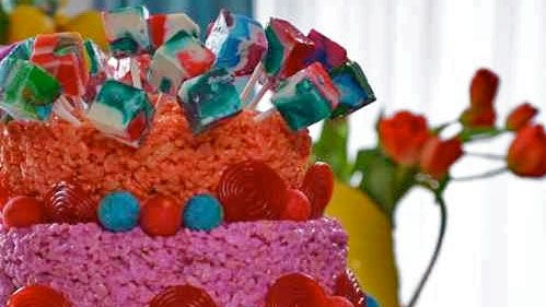 Gâteau kric, krac, krouc