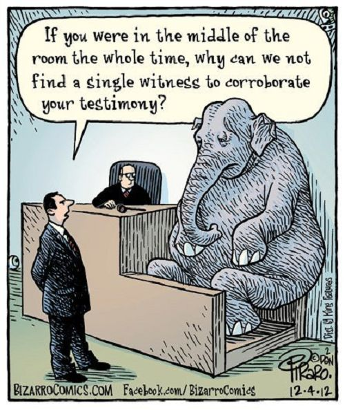 Cartoon by Dan Piraro                                                       …