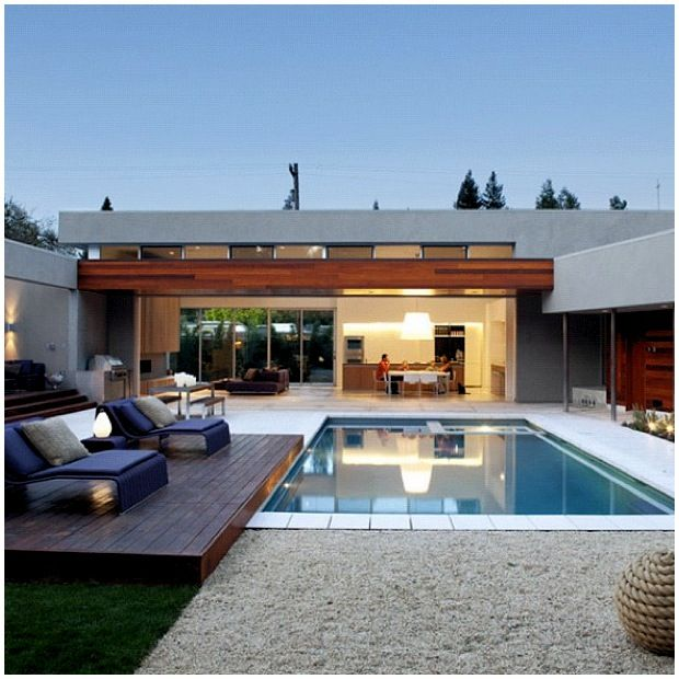 25 best easy pool plans swimming pool design images on for Above ground pool decks tulsa