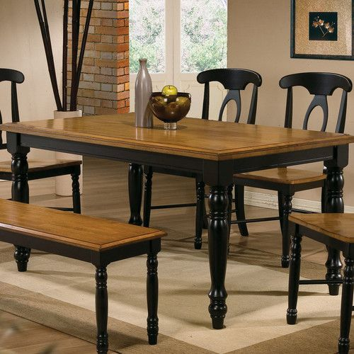 Winners Only, Inc. Quails Run Dining Table U0026 Reviews | Wayfair