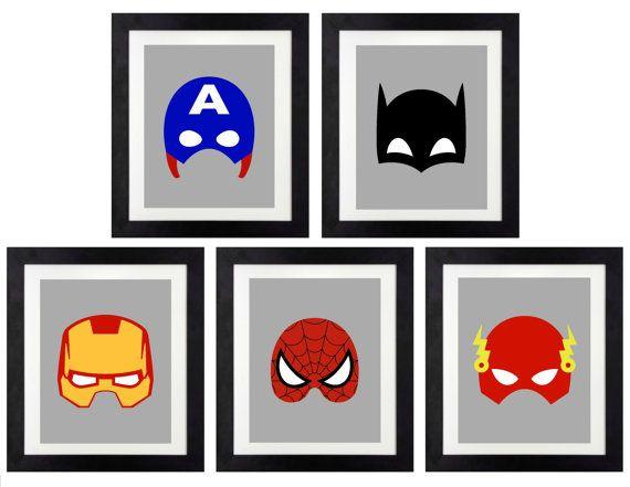 Superhero Wall Art 25+ bästa idéerna om superhero wall art på pinterest