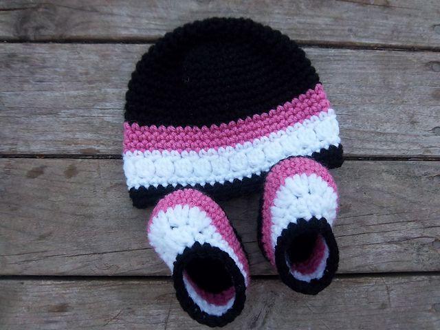 Mejores 67 imágenes de Crochet Baby Clothes en Pinterest | Zapatos ...