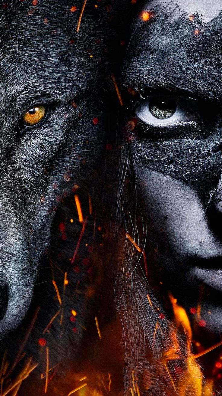 Moviemania Textless High Resolution Movie Wallpapers Wolf Wallpaper Fantasy Wolf Wolf Spirit Animal