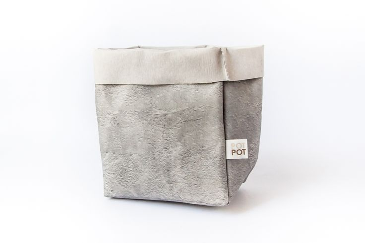 potpot stone M jasny beton