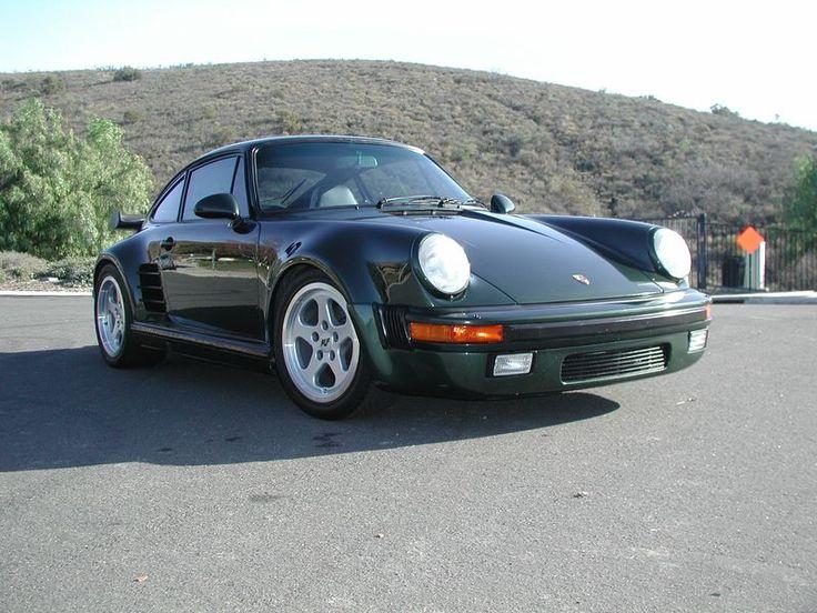 Classic Porsche For Sale >> Porsche 911 Oak Green Metallic