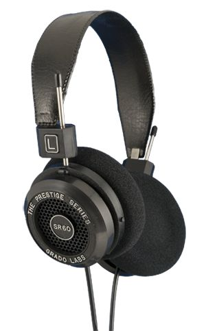 Grado SR60i Great headphones with a flat frequency response for both listening to music and mixing home studio tracks. Also can be modded with Sennheiser earpads to change sound.