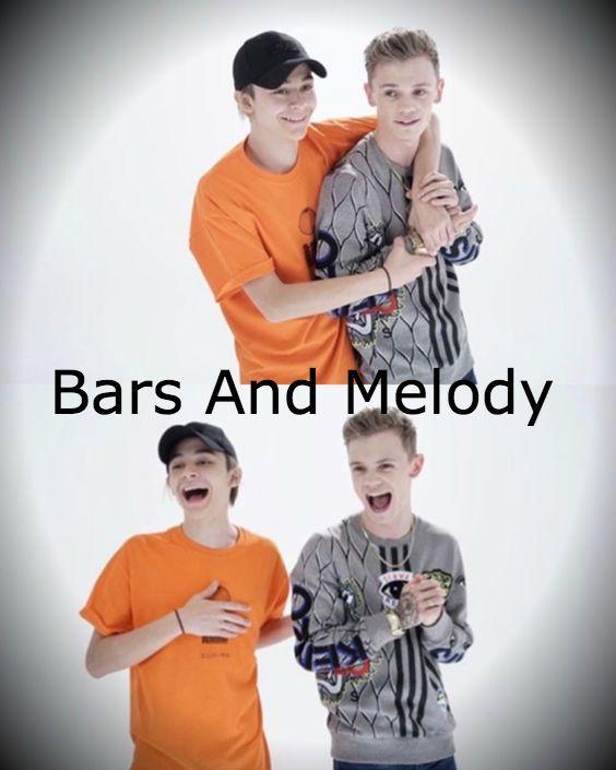 My Boys, Best Boys... #BarsAndMelody