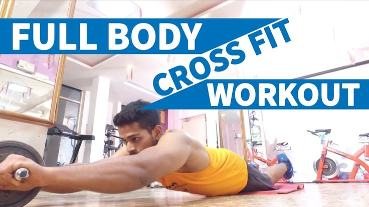 cool Live Cross Fit Workout 20 mints -  Full Body Cross Fit Training @ HYDERBAD - video