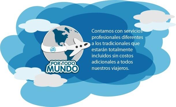 Servicios adicionales sin costo #funtravel #travel #colombia #medellin #agenciasdeviajes #travelagency #travel