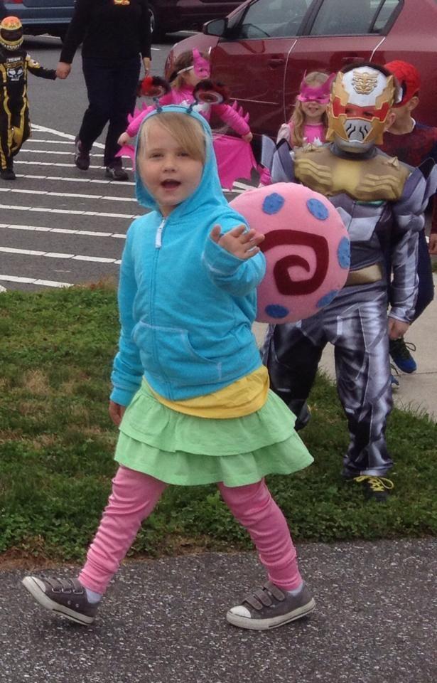 gary the snail from sponge bob homemade costume - Judy Moody Halloween Costume