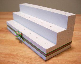 Cake Pop Stand / soporte de paleta nivel tres por ANGIECAKEScali