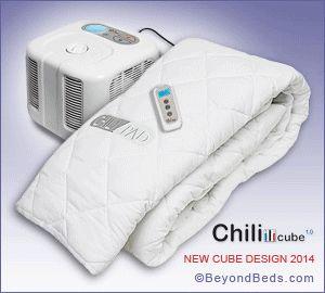 ChiliPad Advanced Cooling Mattress Pad - Free Shipping